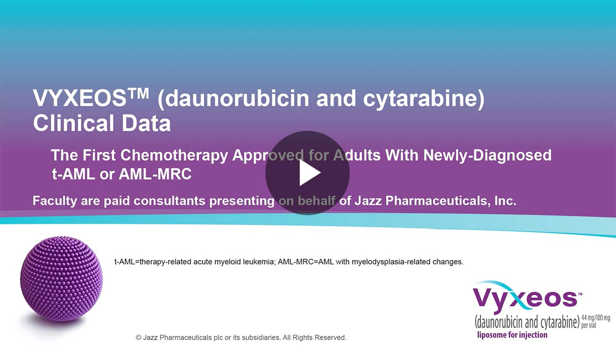 Thumbnail of clinical data Video