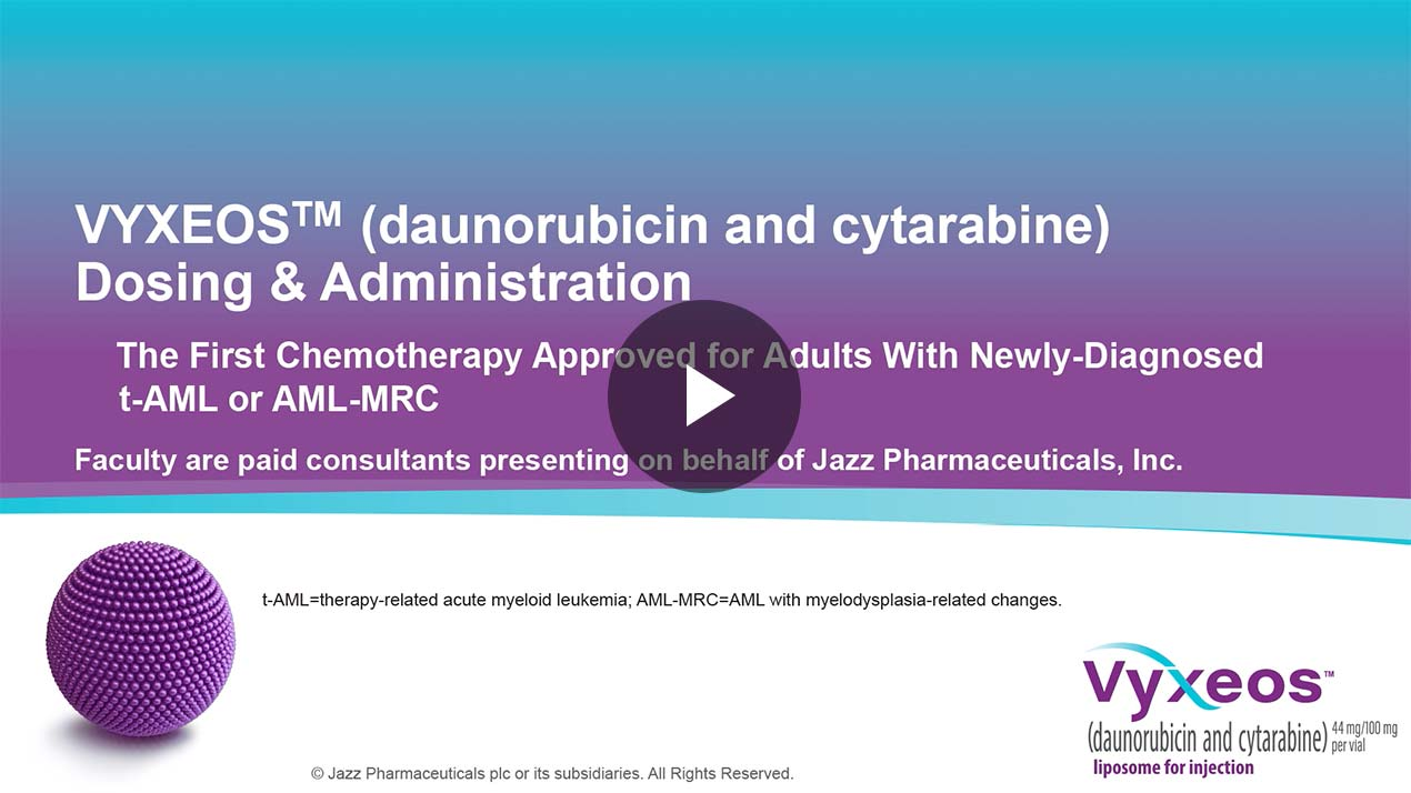 Thumbnail of dosing & administration Video